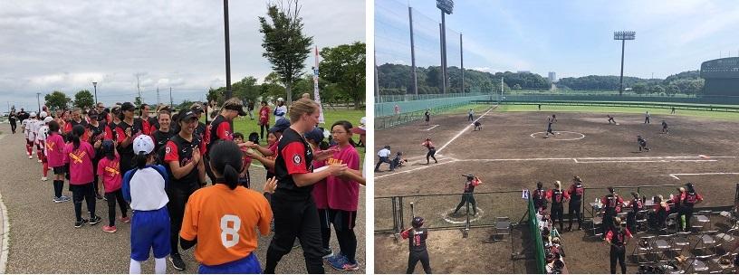 第16回WBSC世界女子ソフトボール選手権大会が千葉県内で開催されます ...